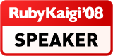 RubyKaigi2008Speaker