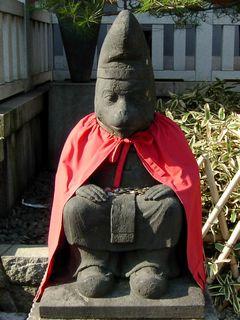 日枝神社の猿