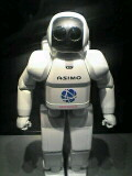 ASIMOも元気そうでした