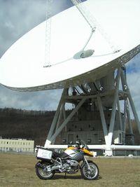 臼田64mパラボラアンテナ