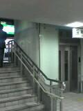 変なエレベータ