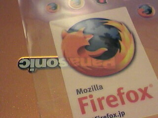 Let's note vs Firefox