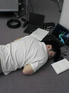床寝するitojun