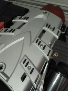 R1200GSのテイル部分