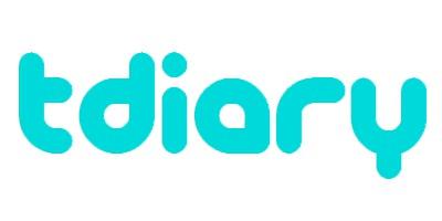 tDiary新ロゴ(うそ)