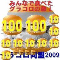 2009リザルト:284個